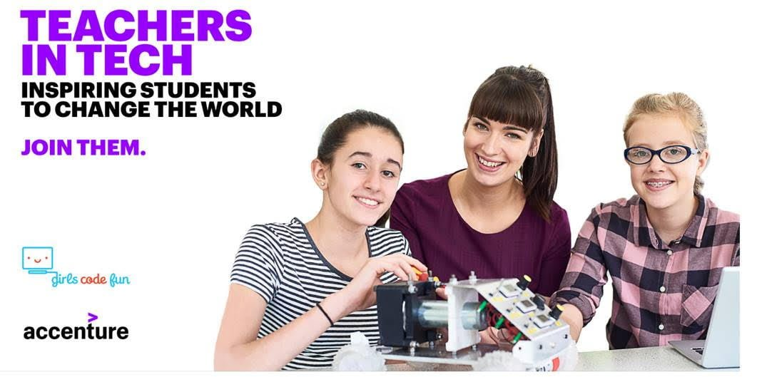 Teachers in Tech with Accenture
